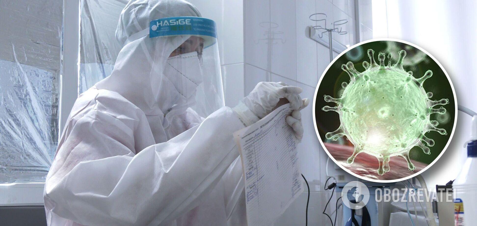 В Харькове усиливается эпидемия коронавируса