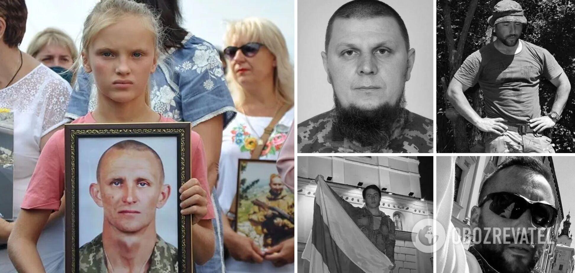 Вспаханное поле и посреди него гроб: родные рассказали о трагической гибели разведчиков и медика на Донбассе