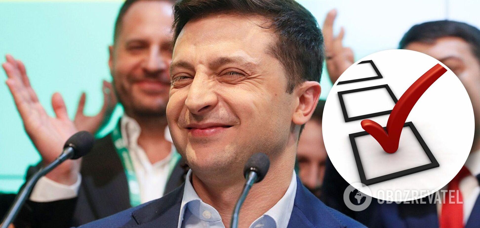 Зеленский заявил, что хочет знать мнение каждого
