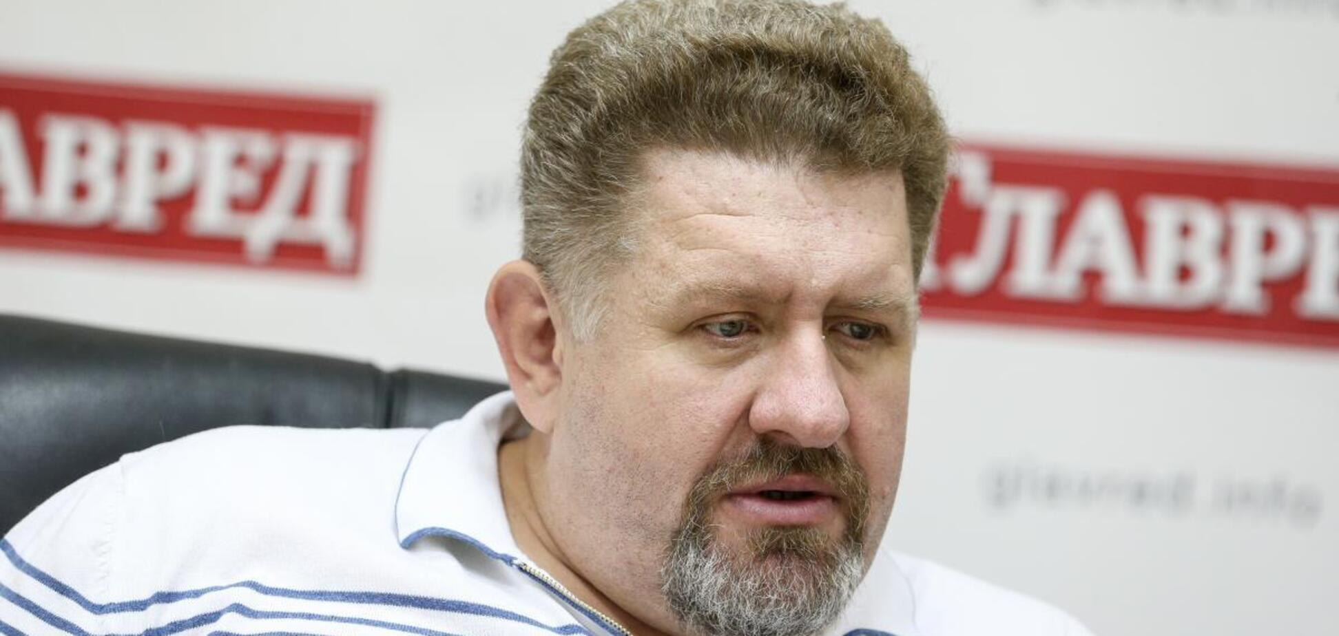 Кость Бондаренко сообщил о предвыборной войне в Кривом Роге