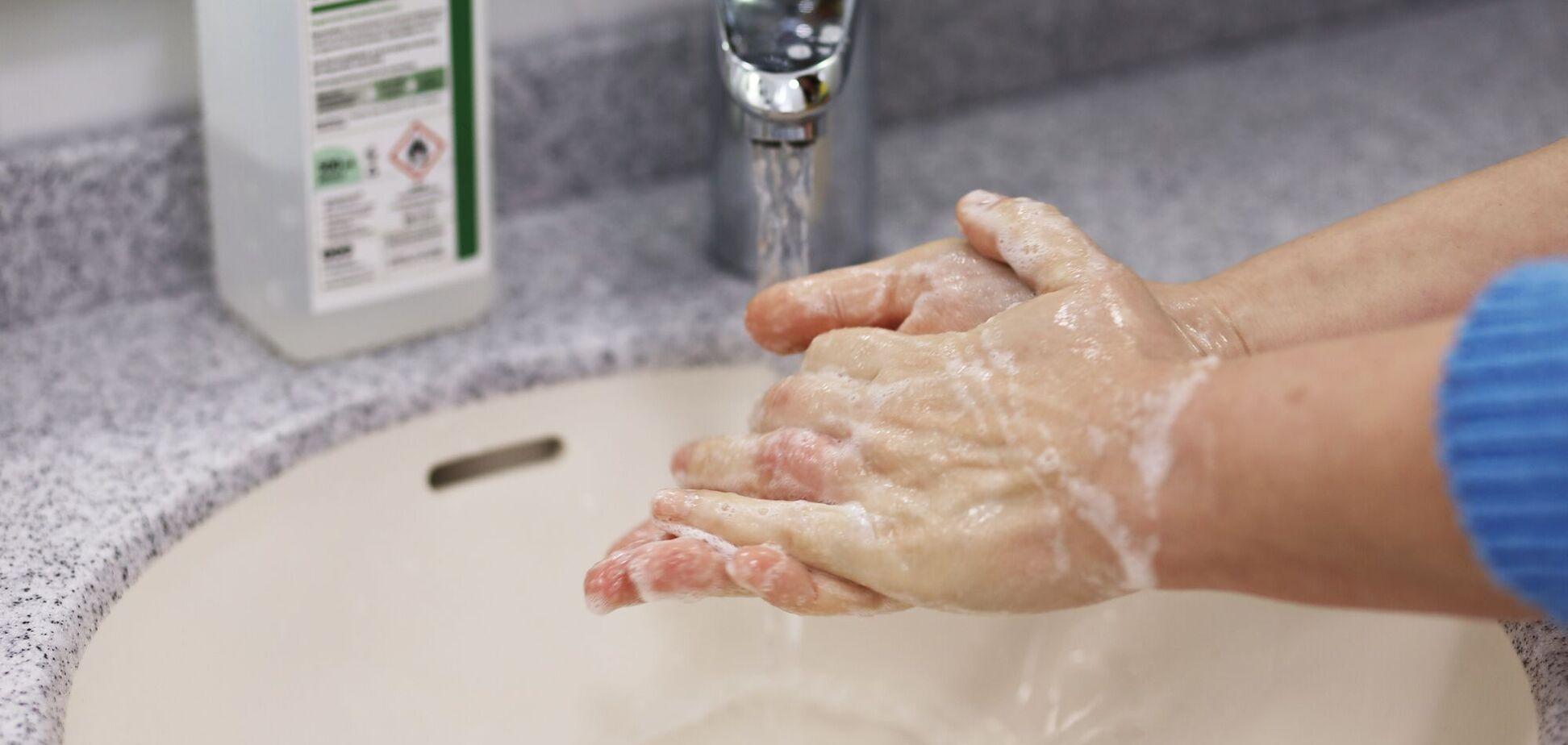 Всемирный день мытья рук отмечается с 2008 года