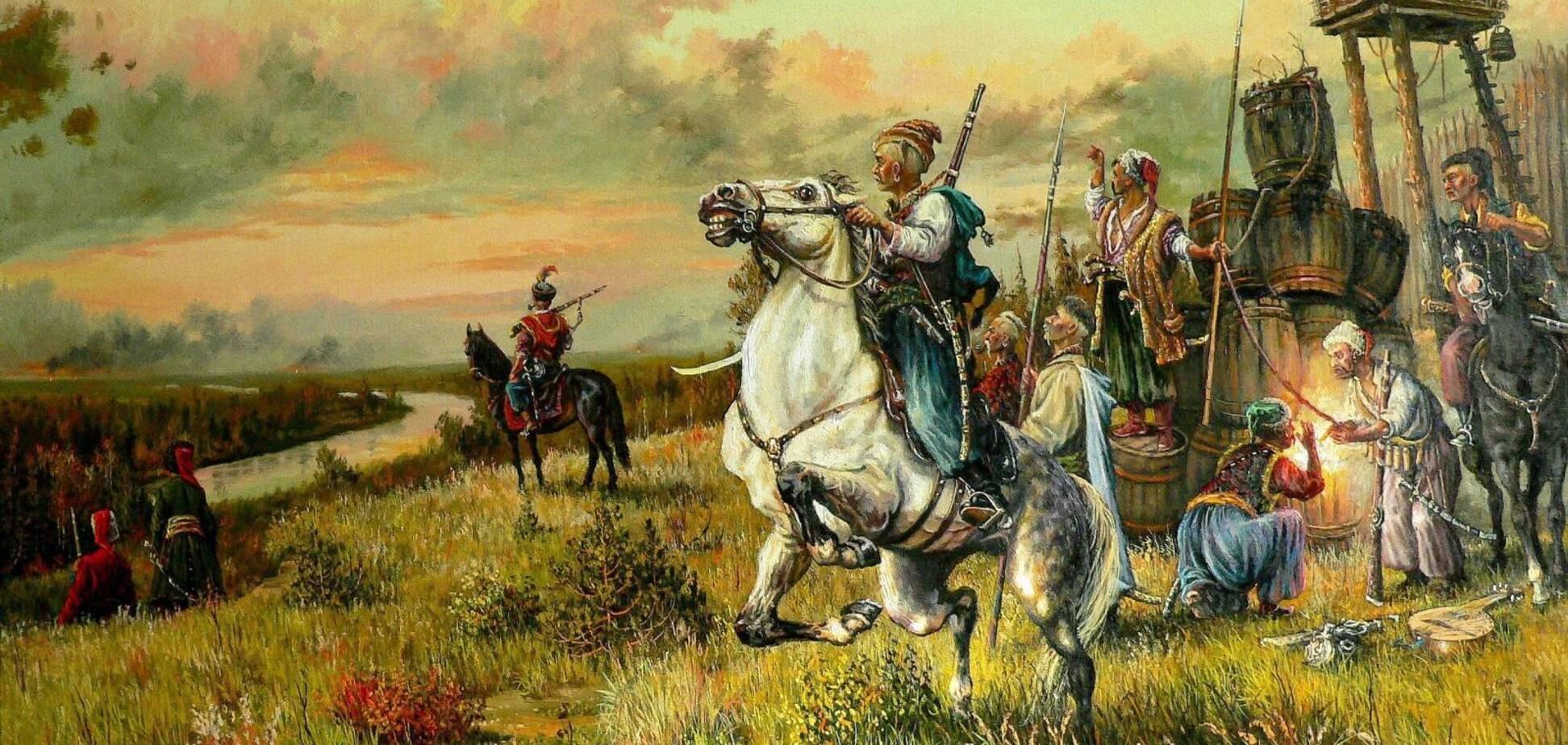 День українського козацтва за традицією відзначається в Покров Пресвятої Богородиці