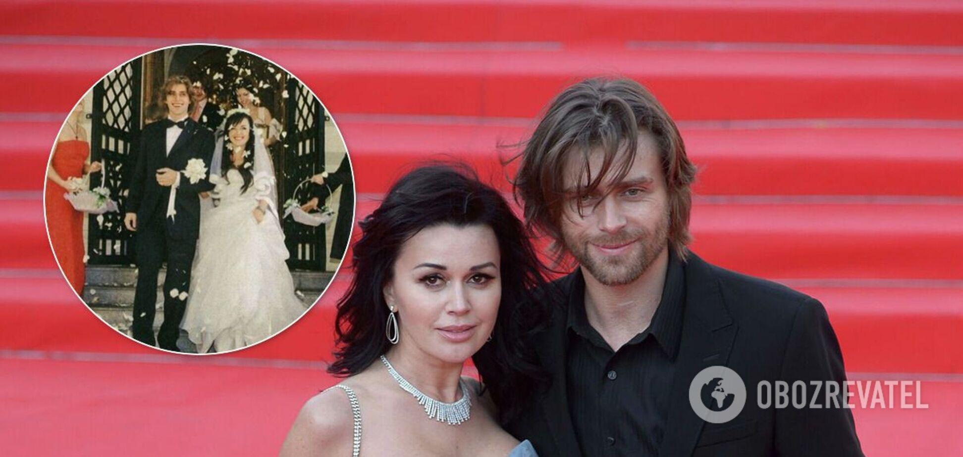 Заворотнюк и Чернышева поздравили с годовщиной венчания
