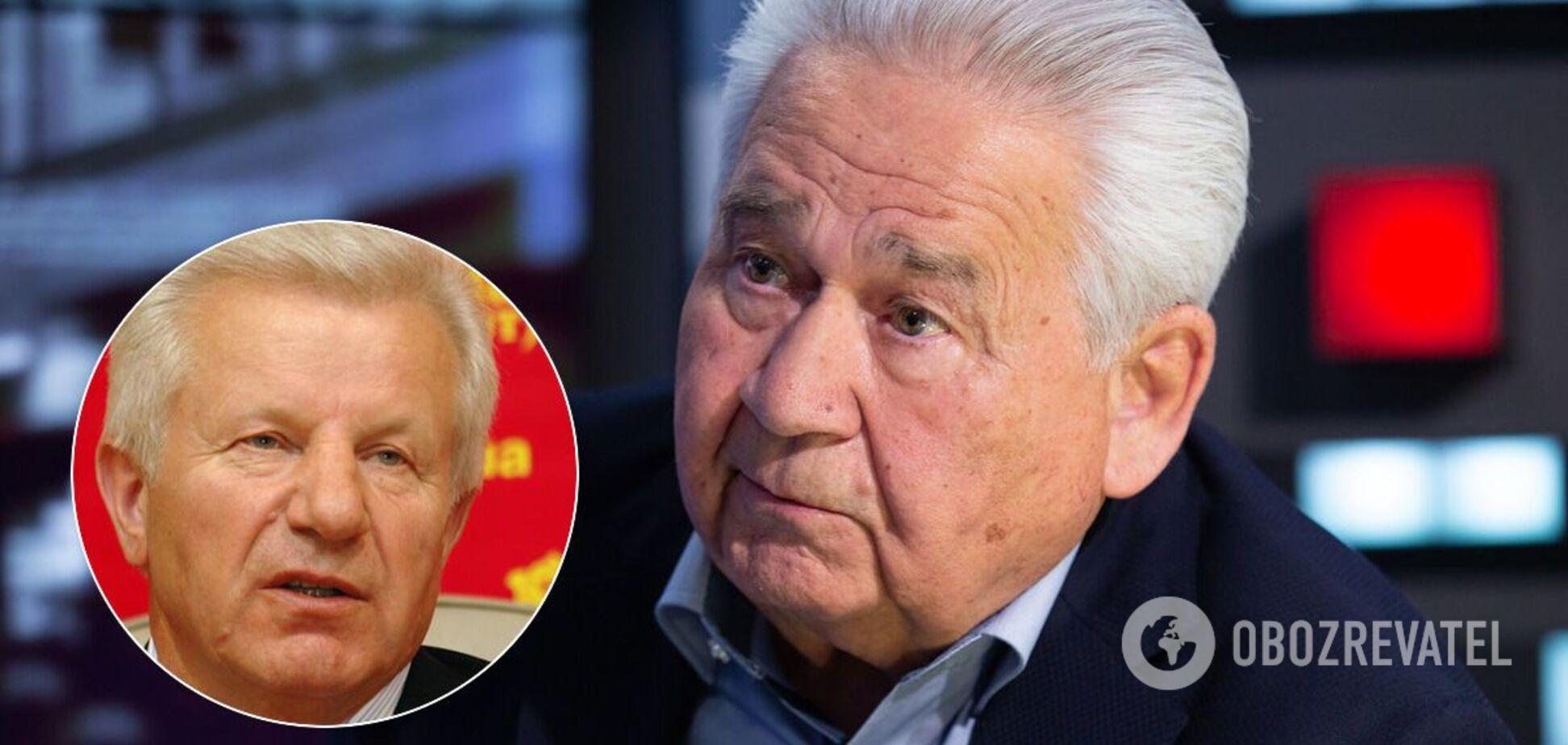 Мороз вступился за Фокина и заявил, что виноваты 'подстрекатели на Майдане'