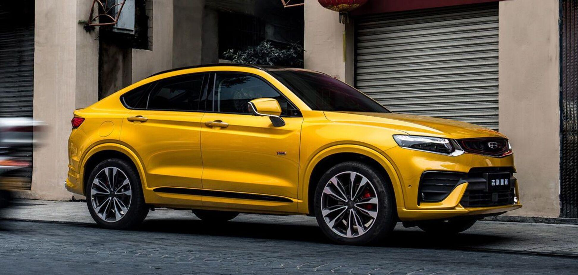 Кроссовер Renault-ЗАЗ получил конкурента из Беларуси