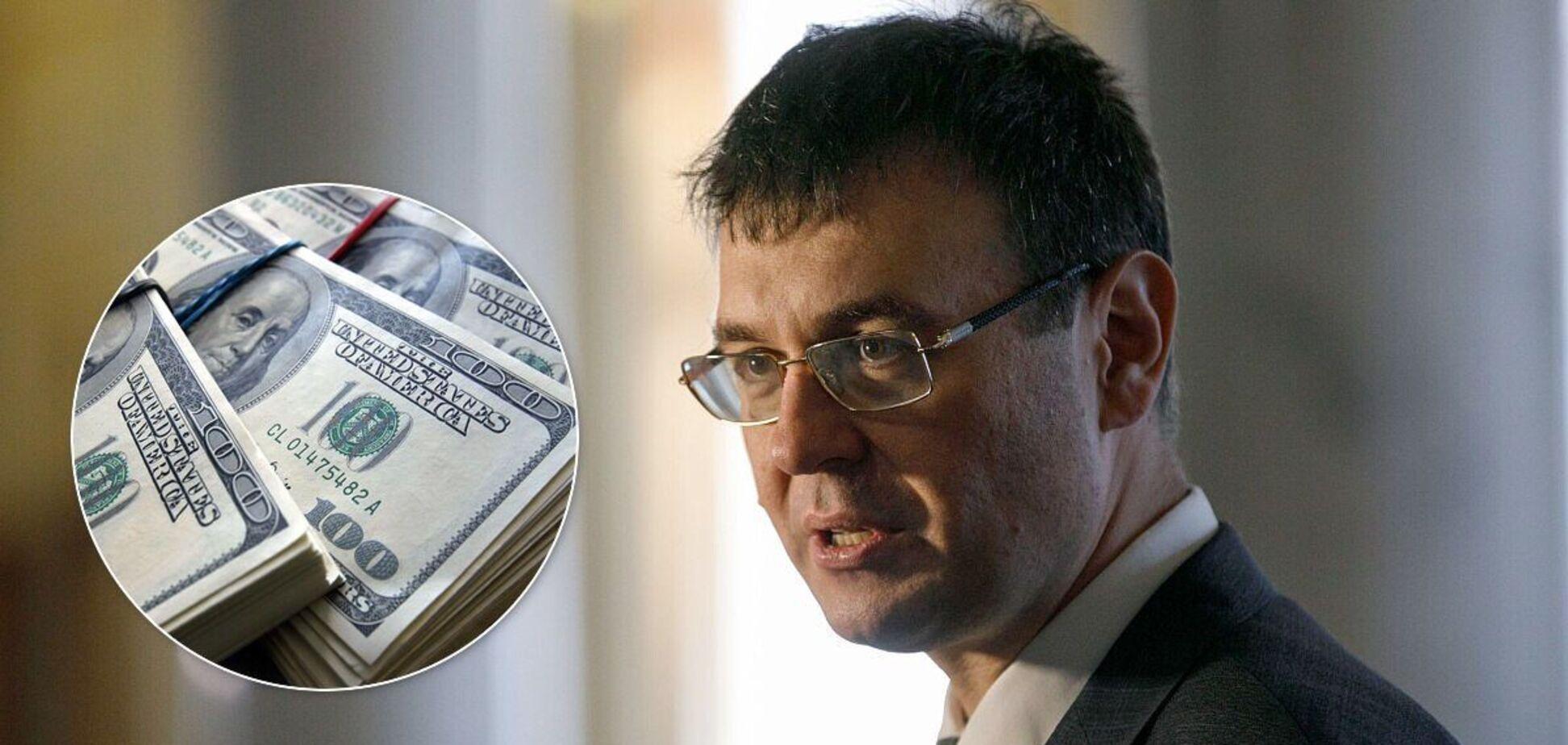 Гетманцев розповів про курс долара до кінця року