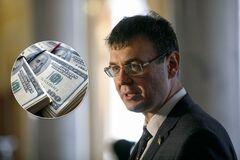 Гетманцев рассказал о курсе доллара до конца года