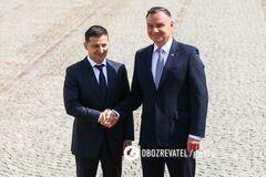 Зеленський та Дуда відкрили економічний форум в Одесі. Відео