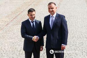 Зеленский и Дуда открыли экономический форум в Одессе. Видео