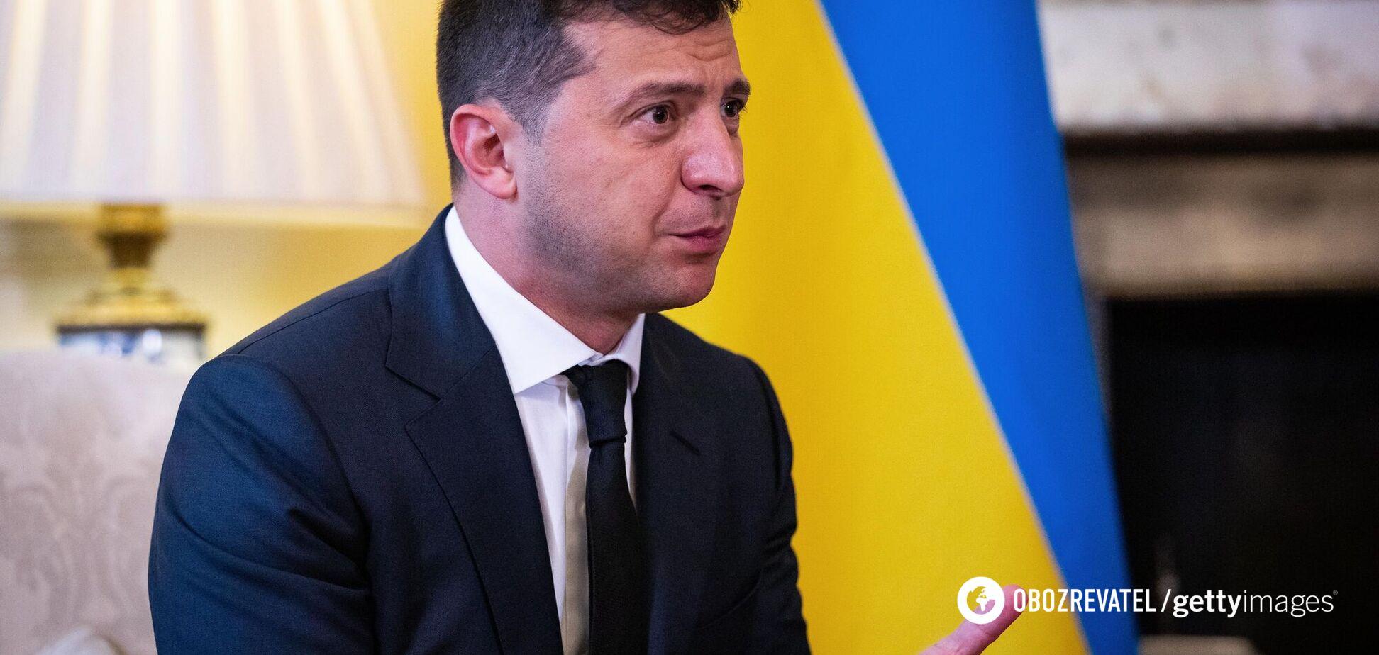 Володимир Зеленський оголосив про всенародне опитування