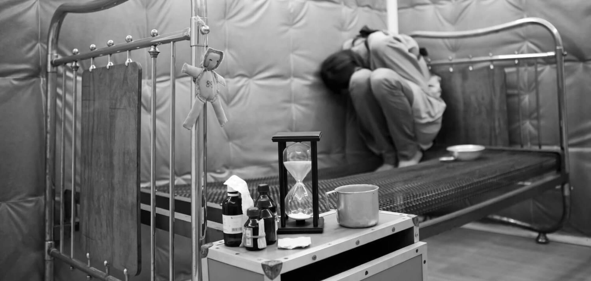 На Днепропетровщине душевнобольная женщина совершила жестокое убийство