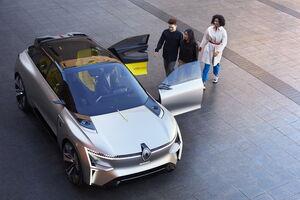 Электрические новинки Renault и Dacia готовятся к премьере