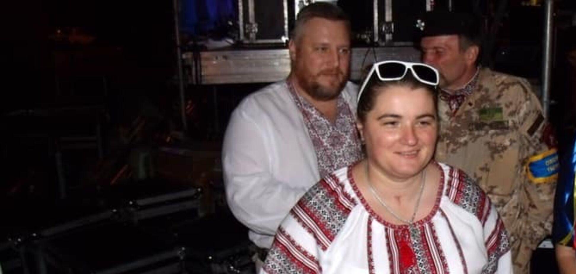 В Харькове умерла ветеран АТО Инна Янголенко