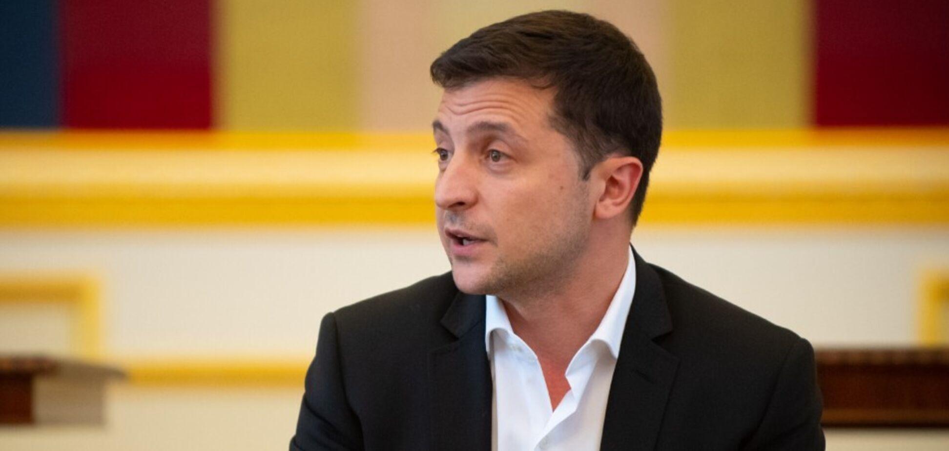 В ОПУ объяснили, зачем нужен опрос Владимира Зеленского