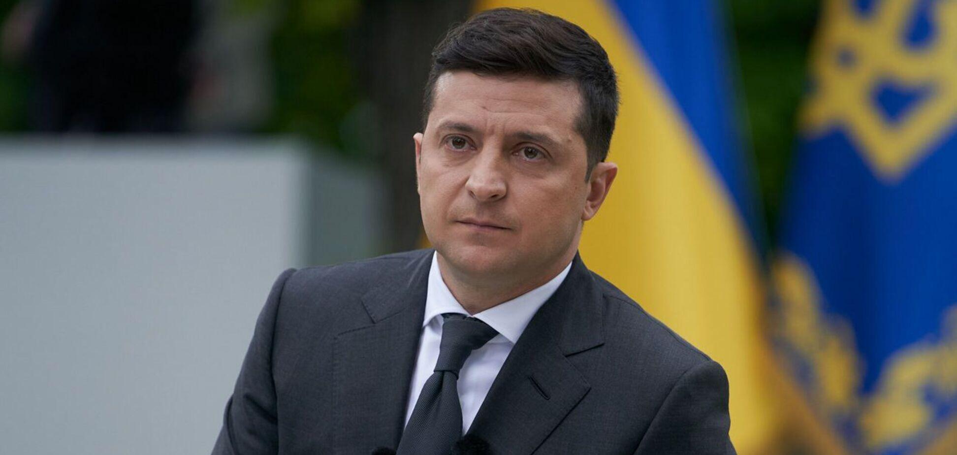 Зеленский заявил о желании видеть Украину в ЕС