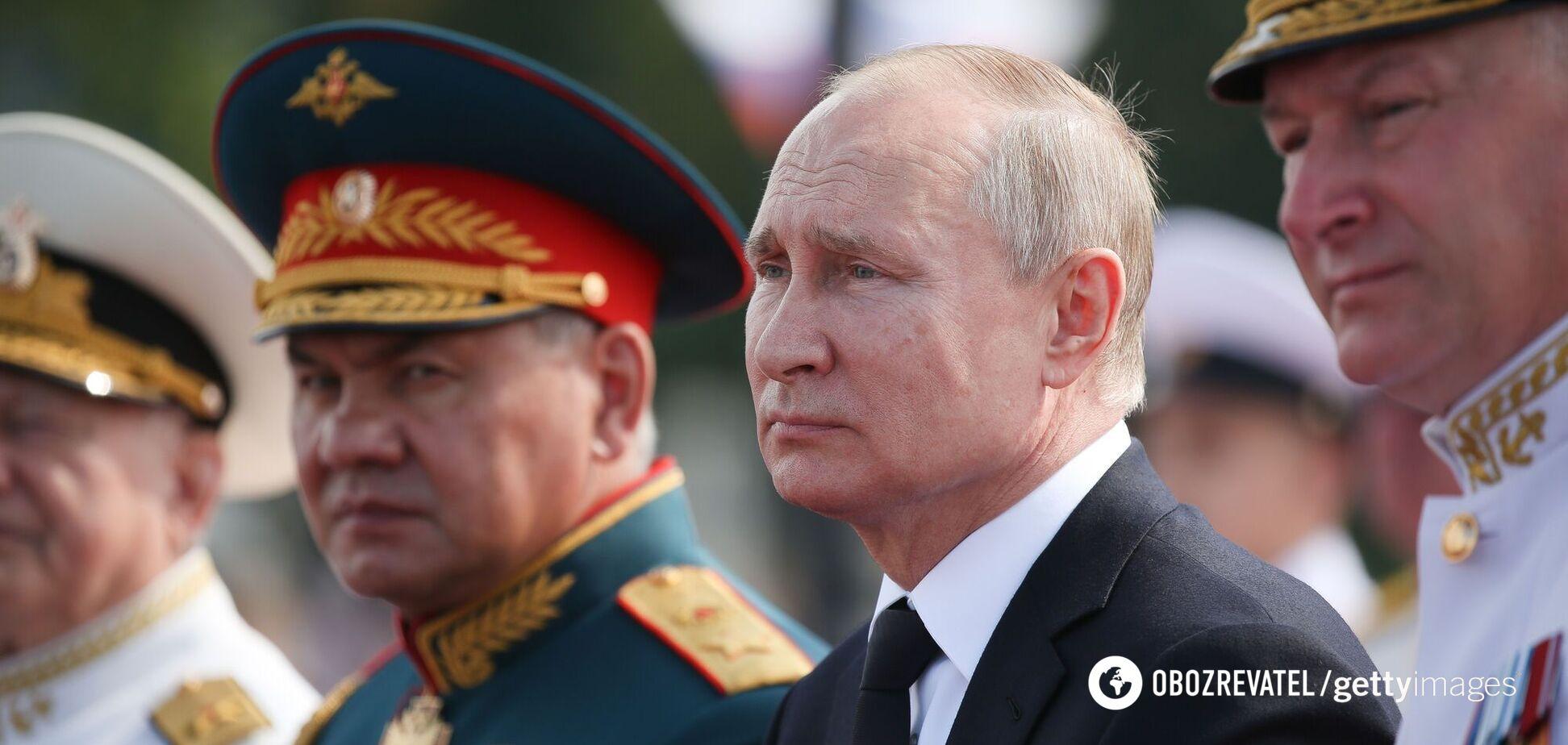 Климкин назвал условие выхода Путина с Донбасса