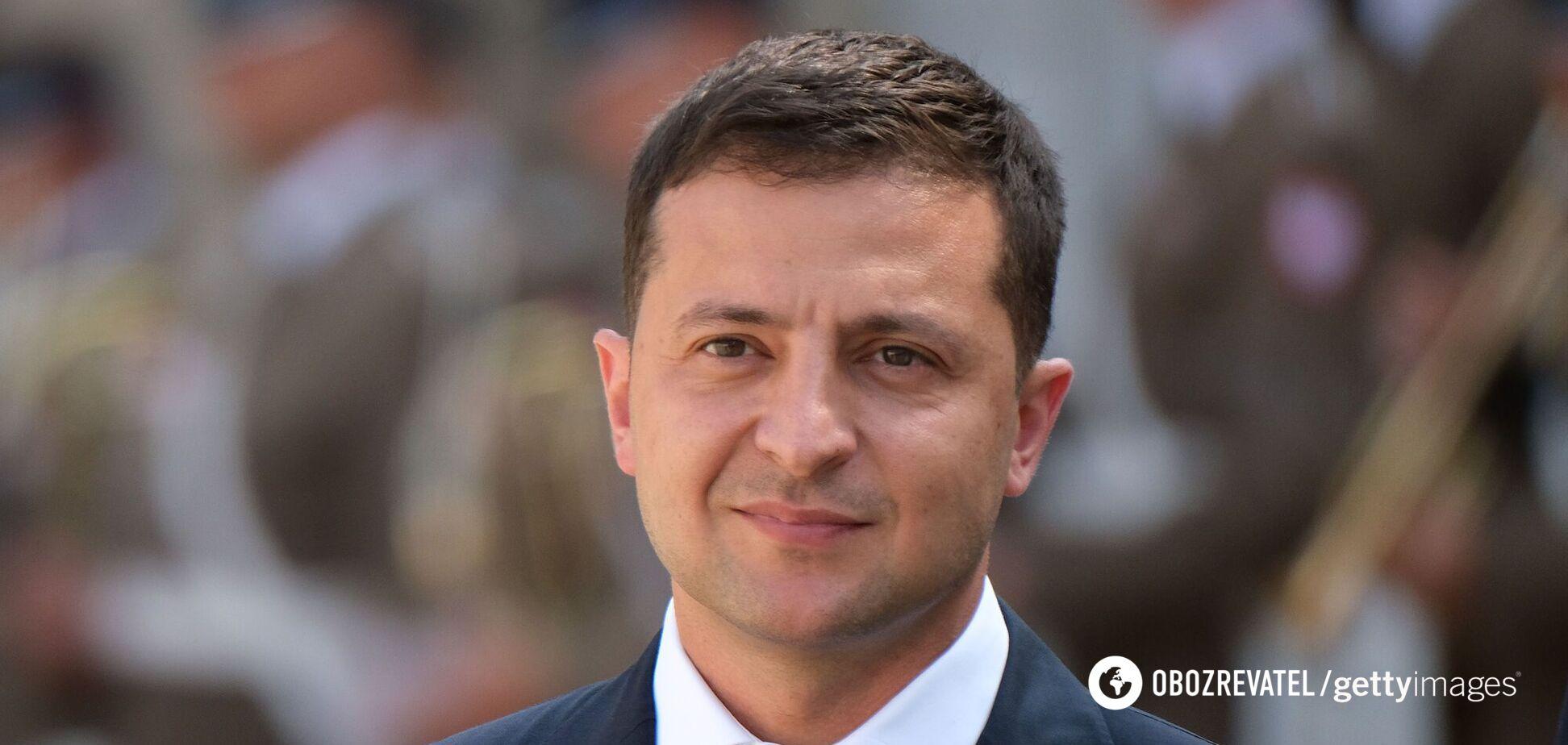 Зеленский озвучил первый вопрос для опроса в день выборов: в ОП назвали темы остальных