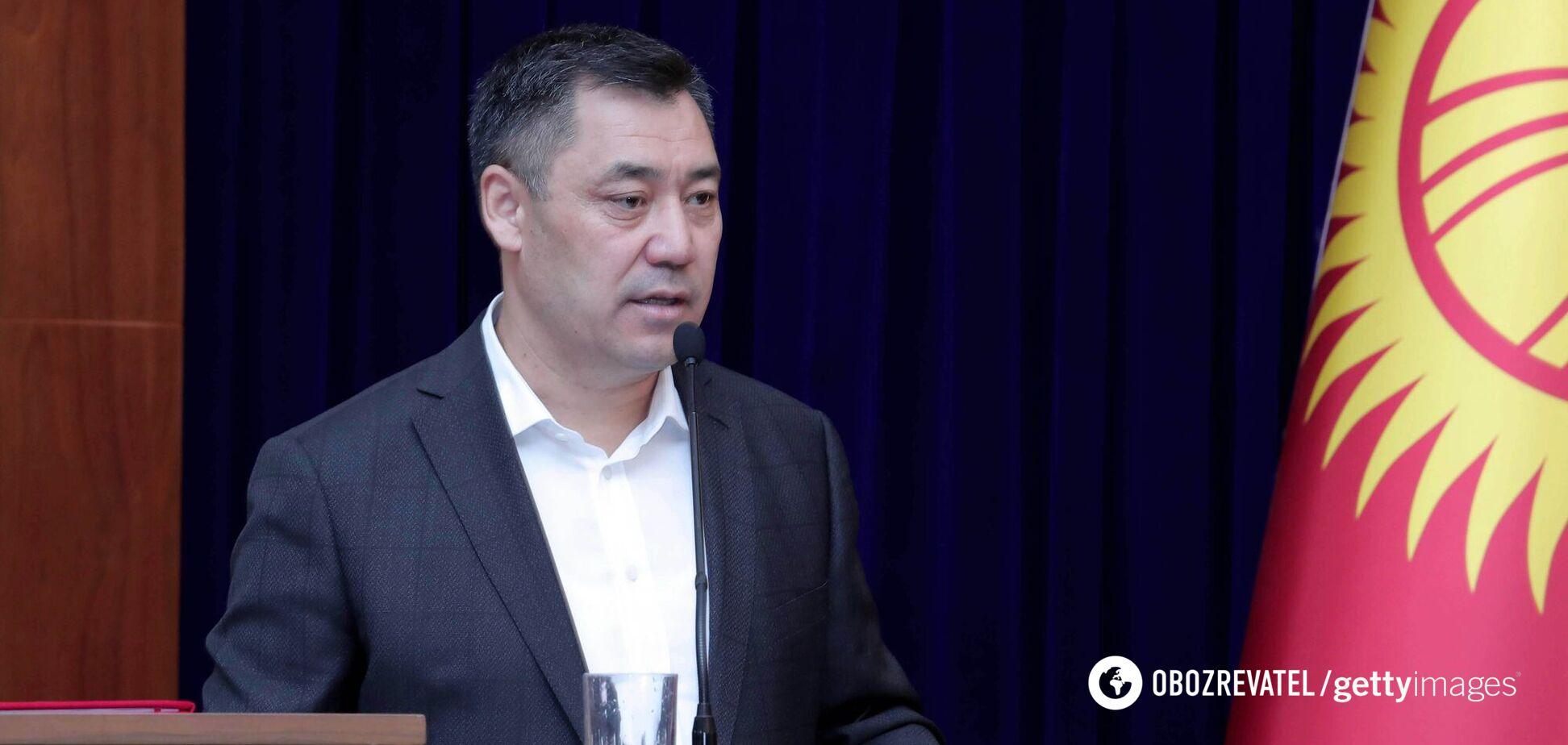 Жапарова повторно призначено прем'єром Киргизстану