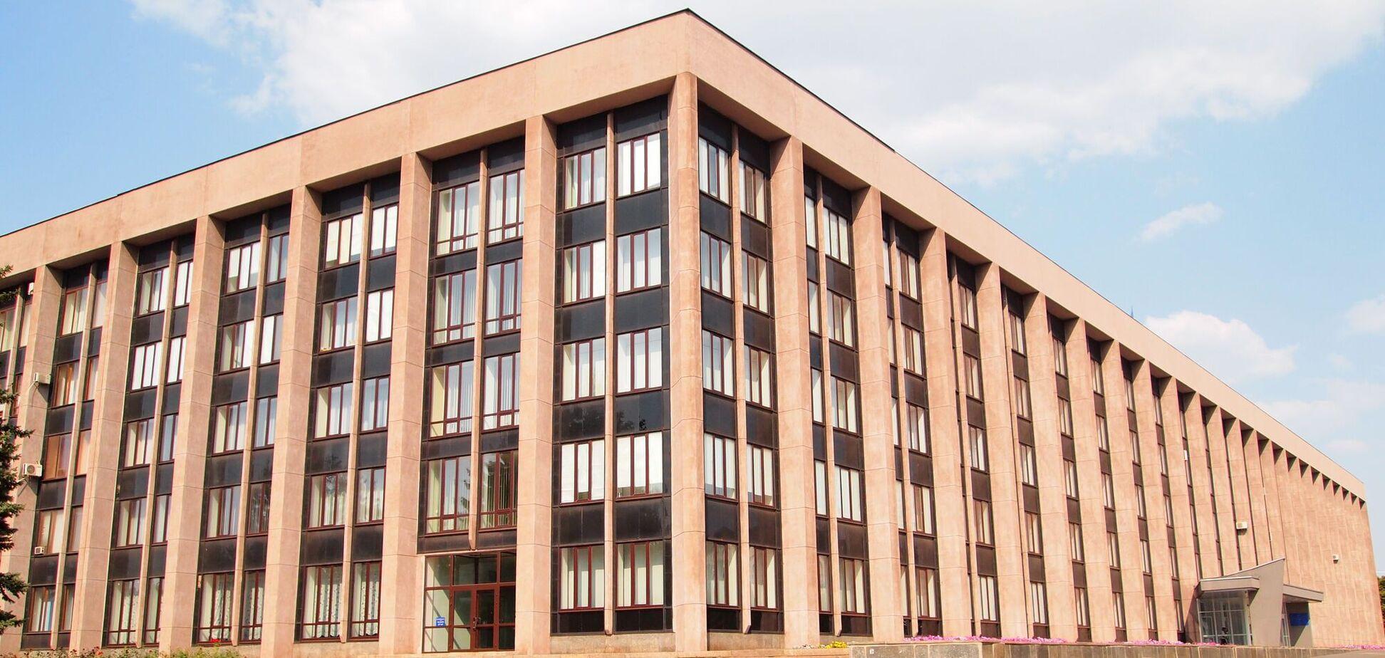 Криворожский городской совет