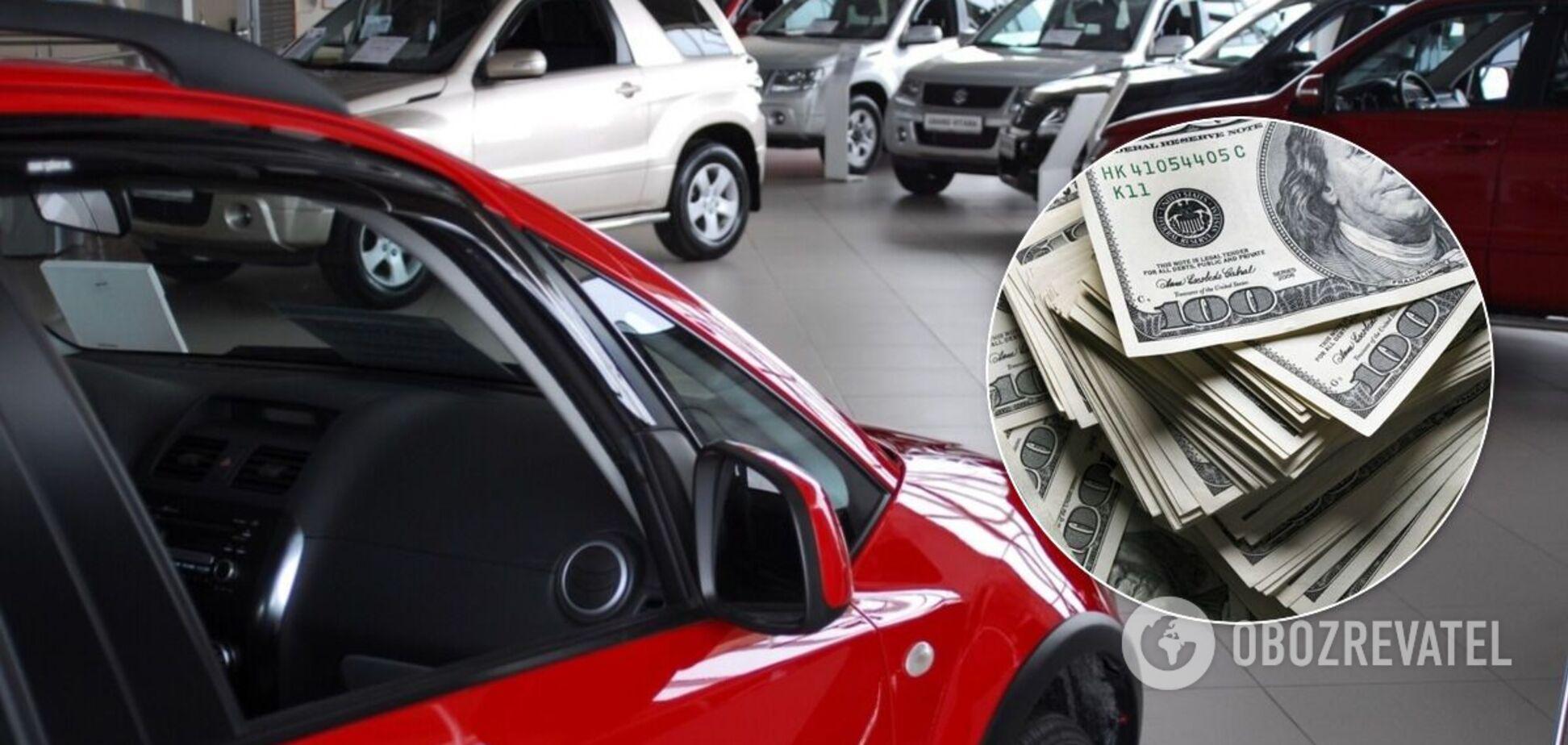 Як подорожчали автомобілі в Україні на тлі курсу долара