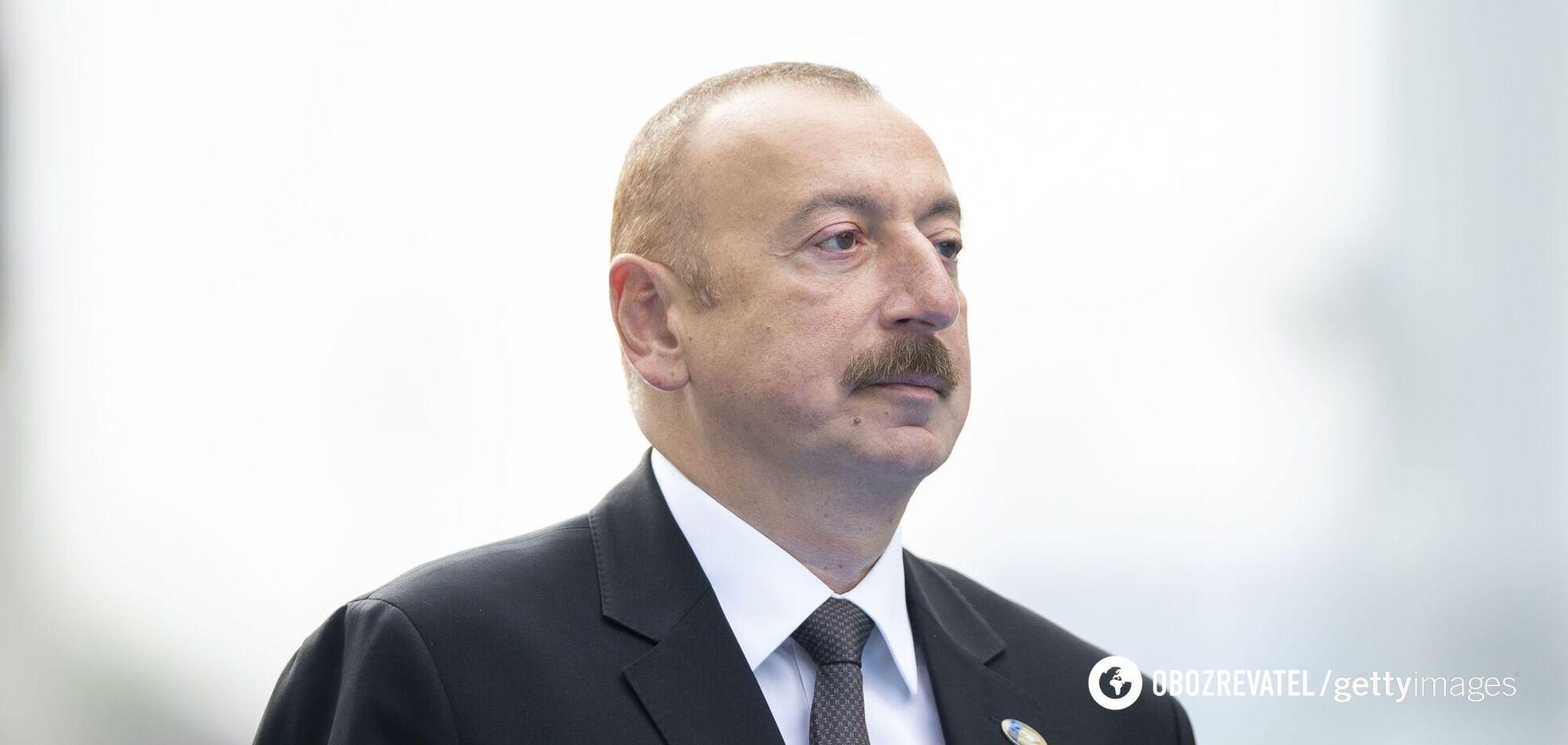 Алиев рассказал об отбитых населенных пунктах в Карабахе
