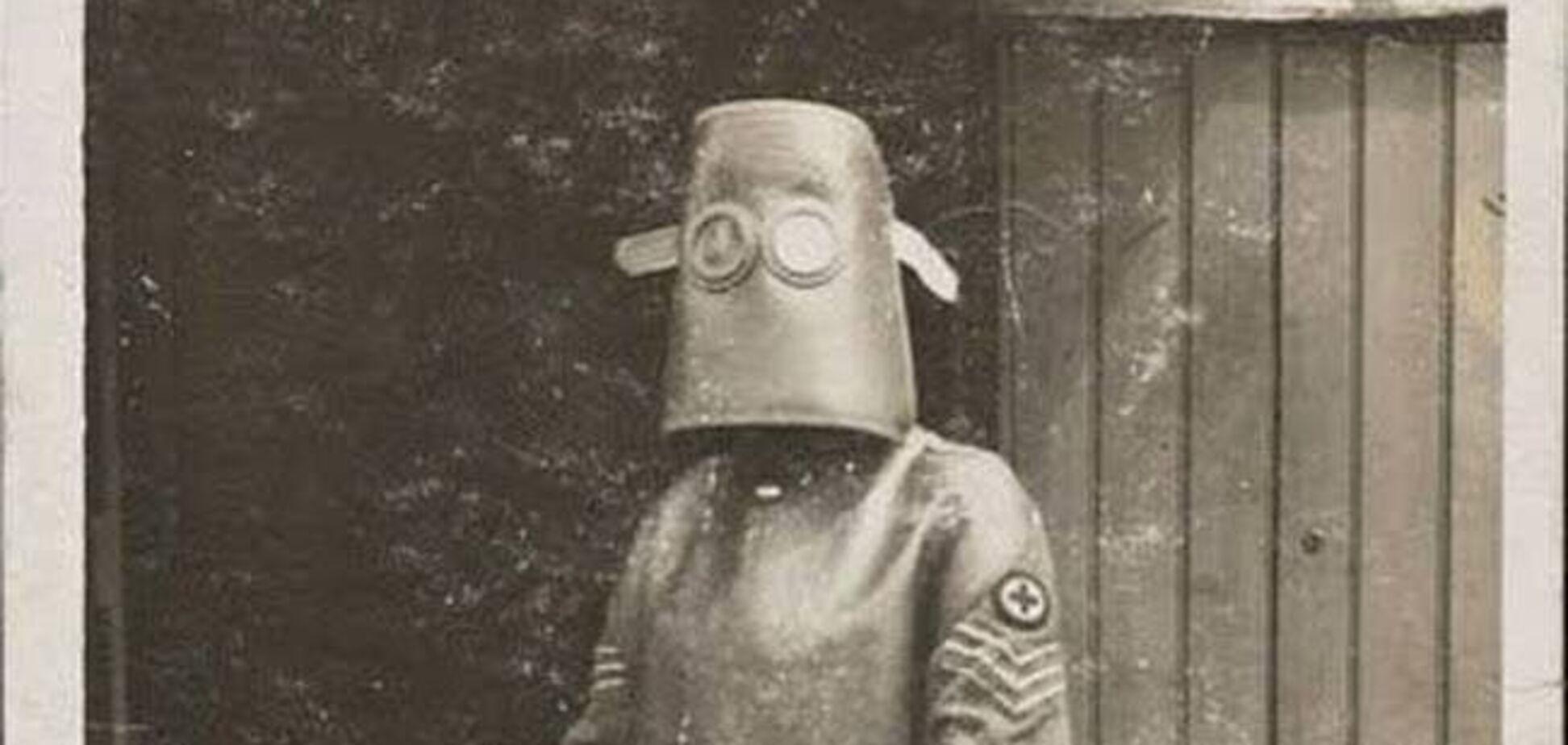 Работник рентген-кабинета в Англии начала ХХ века