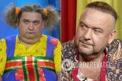 Олександр Морозов схуд на 40 кілограмів