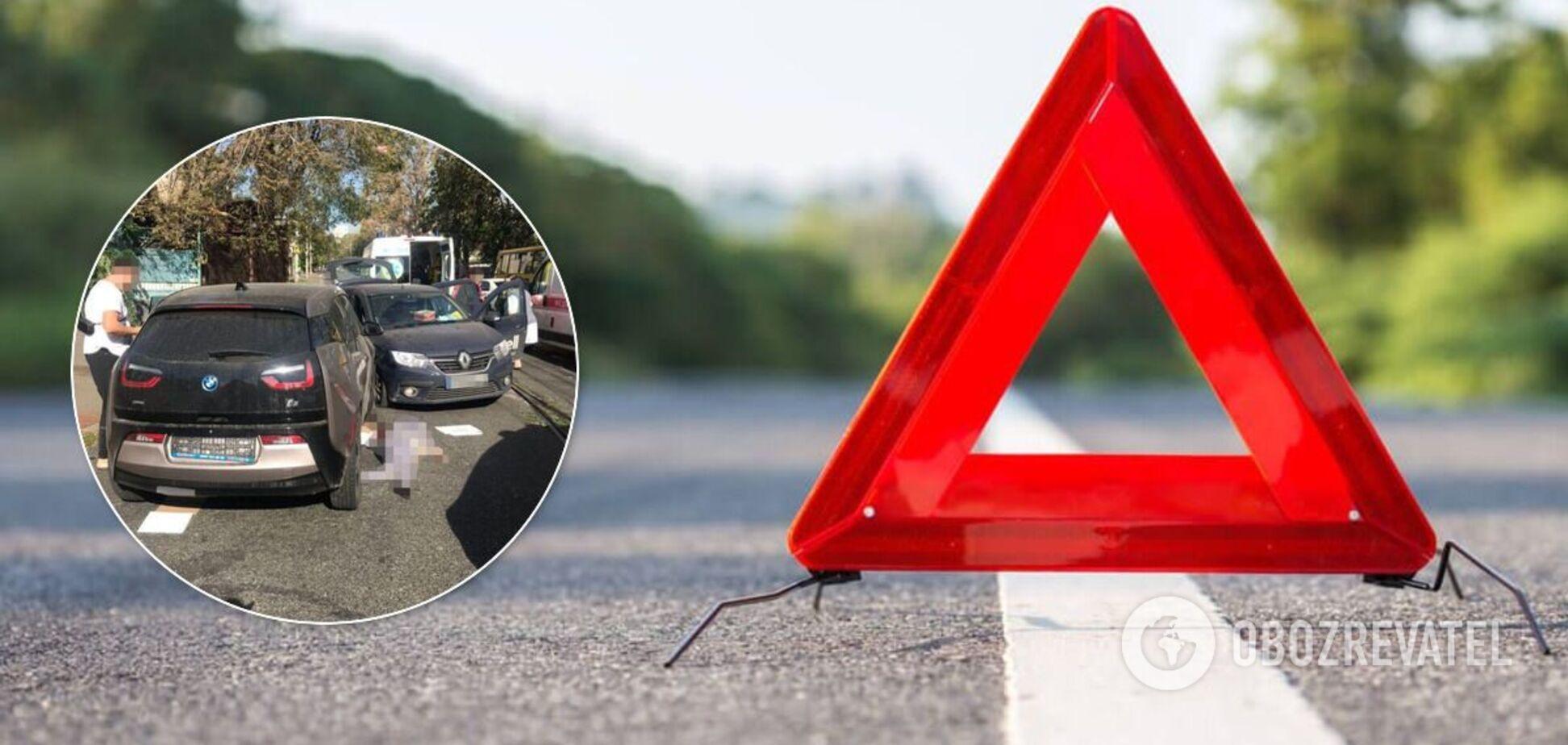 В ДТП в Одессе две женщины пострадали, еще одна погибла