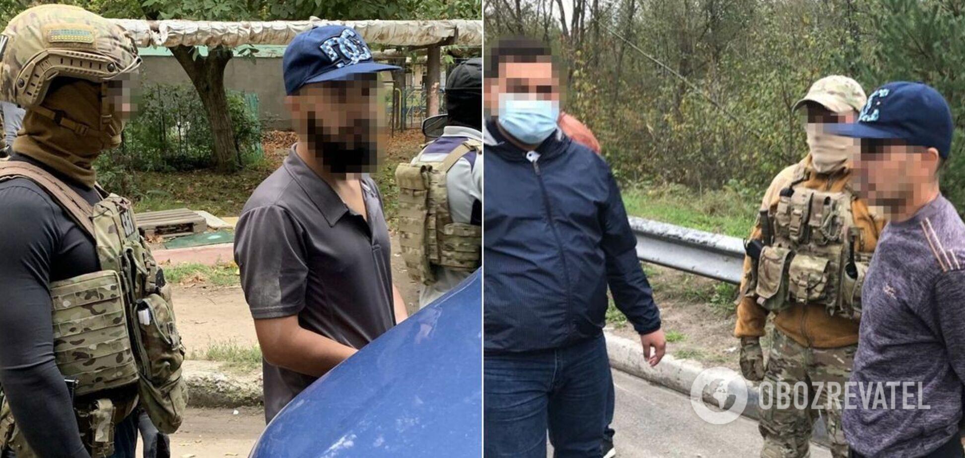 Бойовик перебував у міжнародному розшуку Інтерполу.