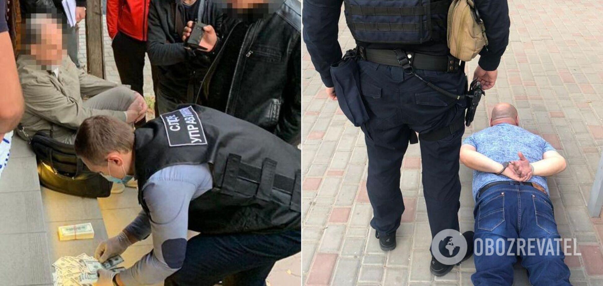 В Одессе арестовали двух членов 'сетки' подкупа избирателей
