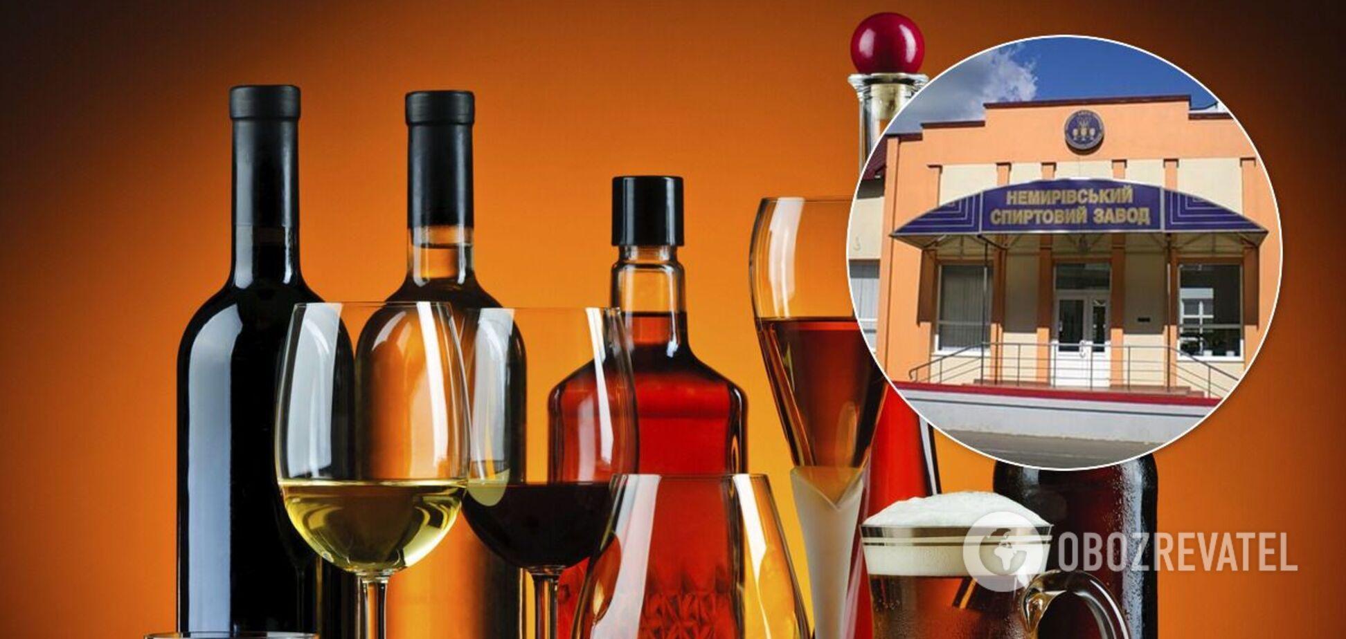 В Украине официально покончили с государственной монополией на спирт: продан первый завод