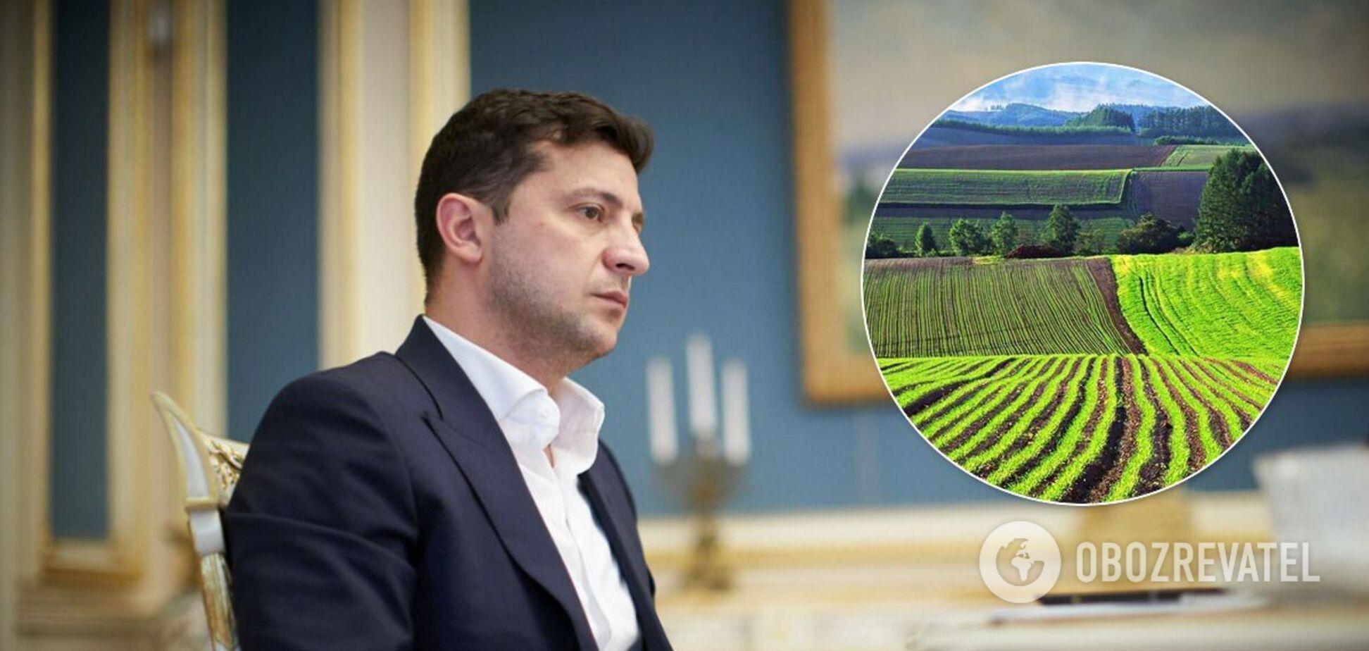 Зеленский передал 2 млн га земель в коммунальную собственность: кто может получить бесплатно