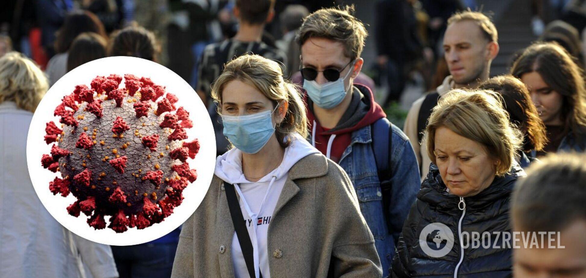 COVID-19 в Украине заболели еще 5 тысяч человек