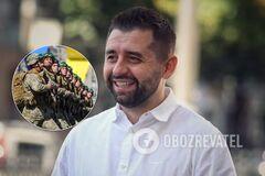 Давид Арахамия выступил за сокращение численности украинской армии