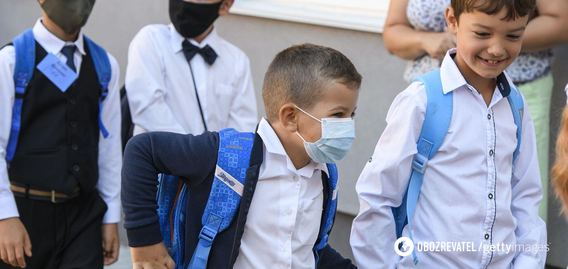 Кличко заявил о росте заболеваемости COVID-19 в школах Киева