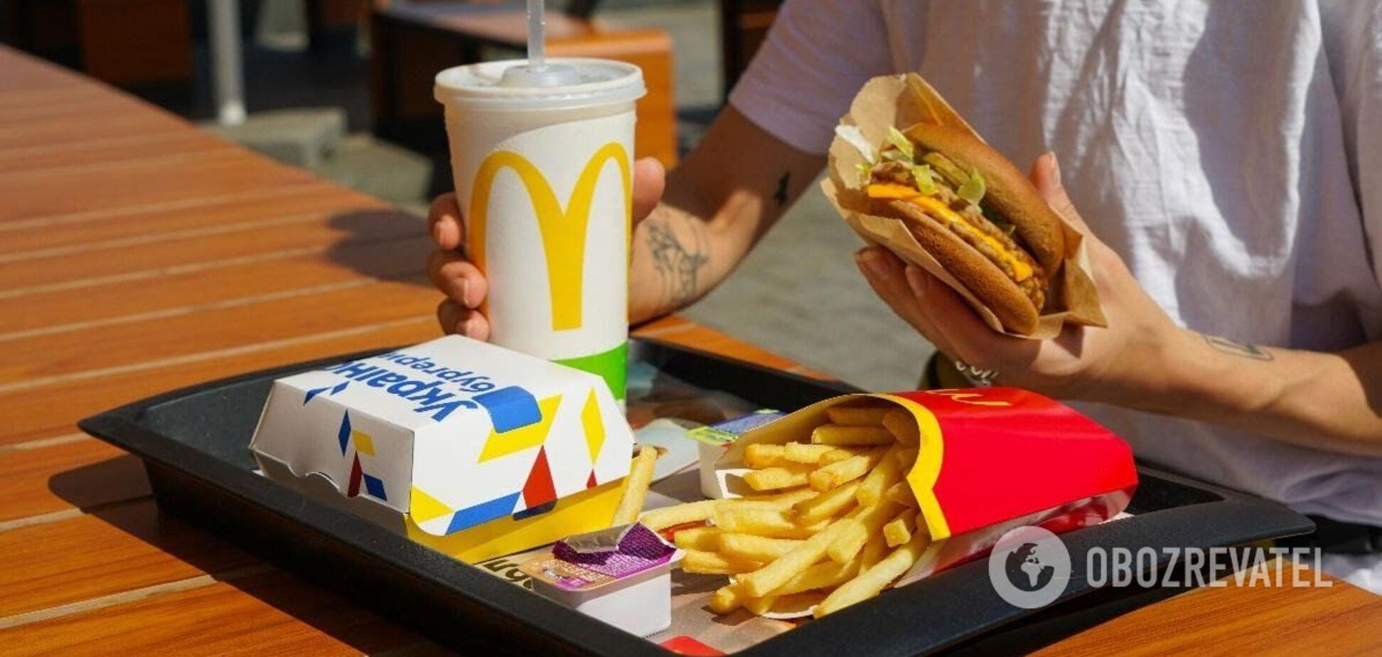 McDonald's по-українськи: як вітчизняні компанії постачають продукти для наших улюблених страв