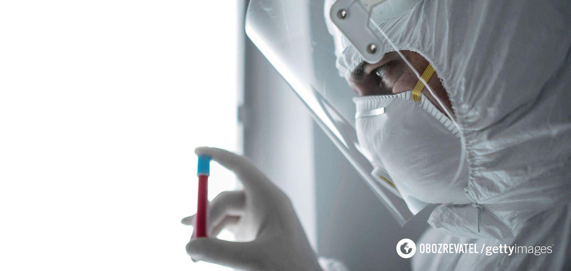 Украина не сможет производить вакцину