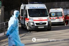 Пандемія в Україні