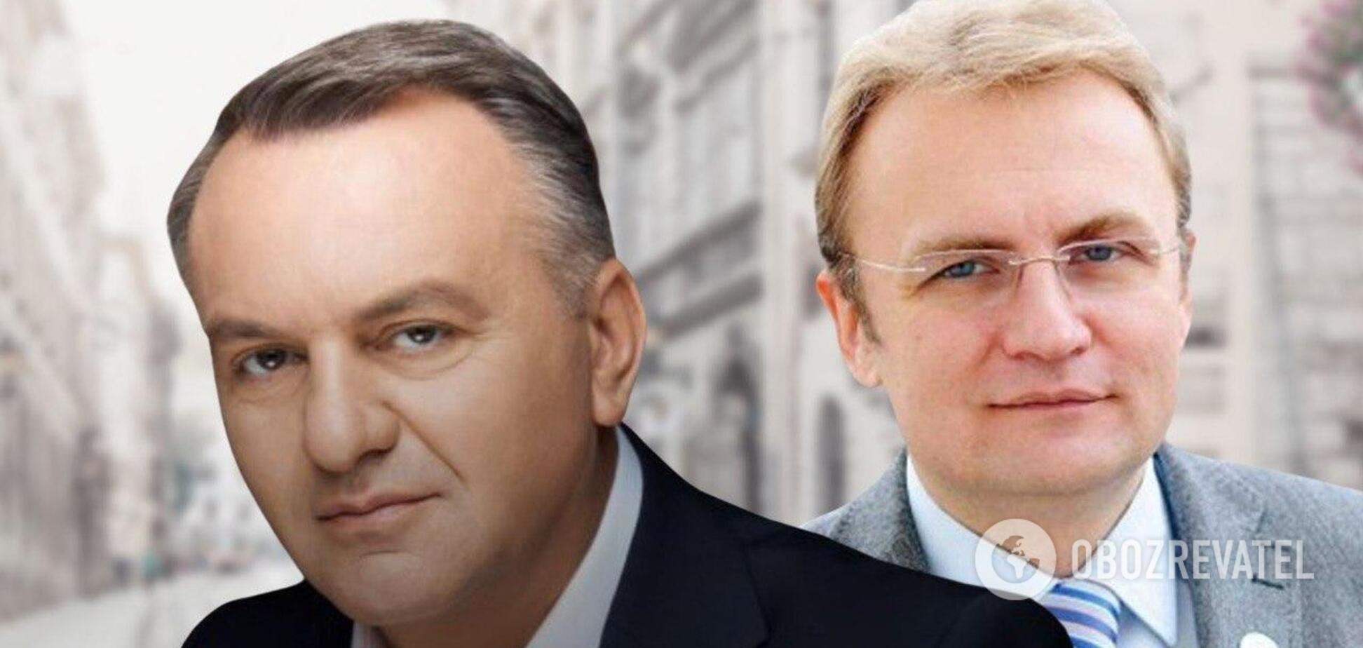 Выборы мэра Львова: Синютка догоняет в рейтинге Садового