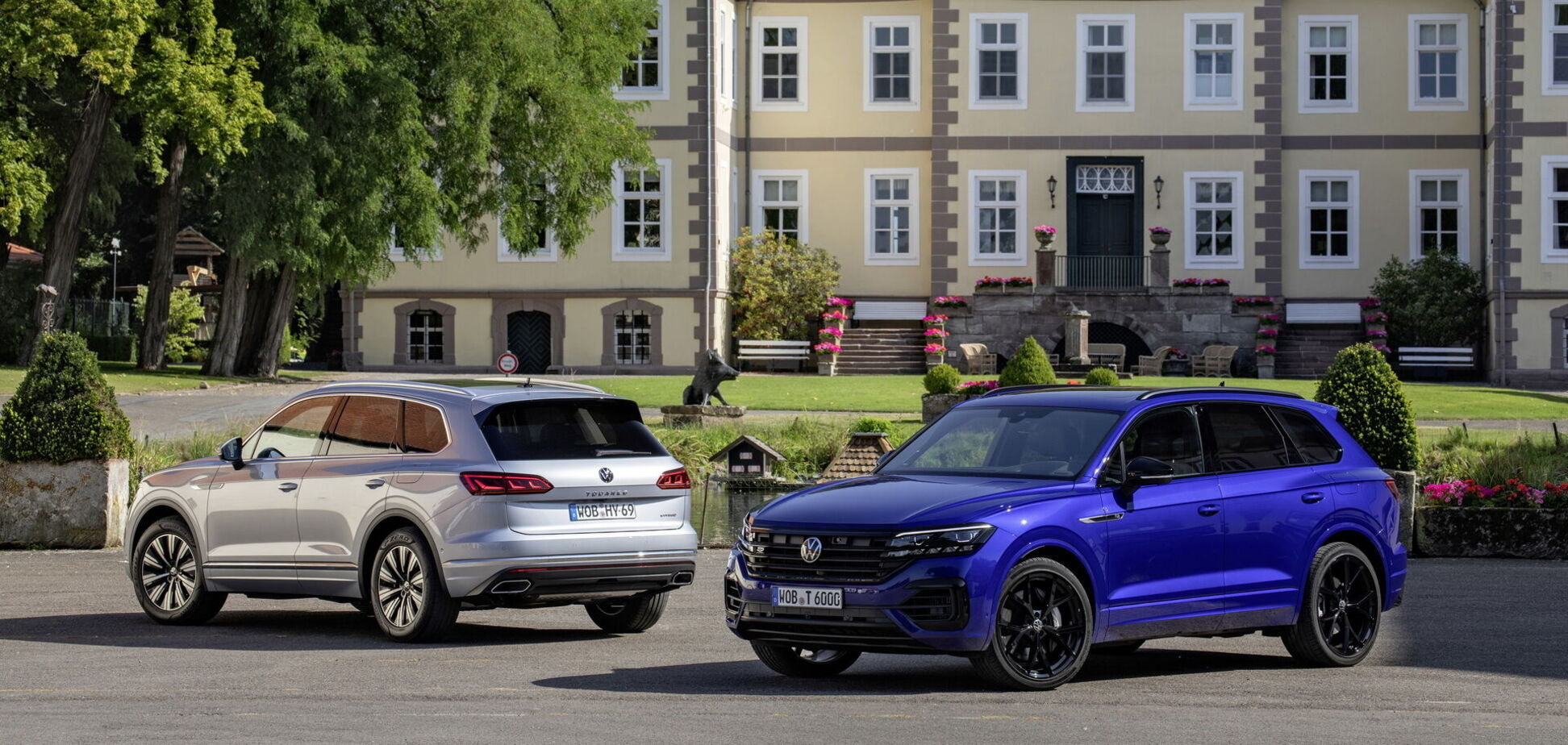 Volkswagen вывел на рынок Touareg с расходом 2,6 л на 100 км пробега