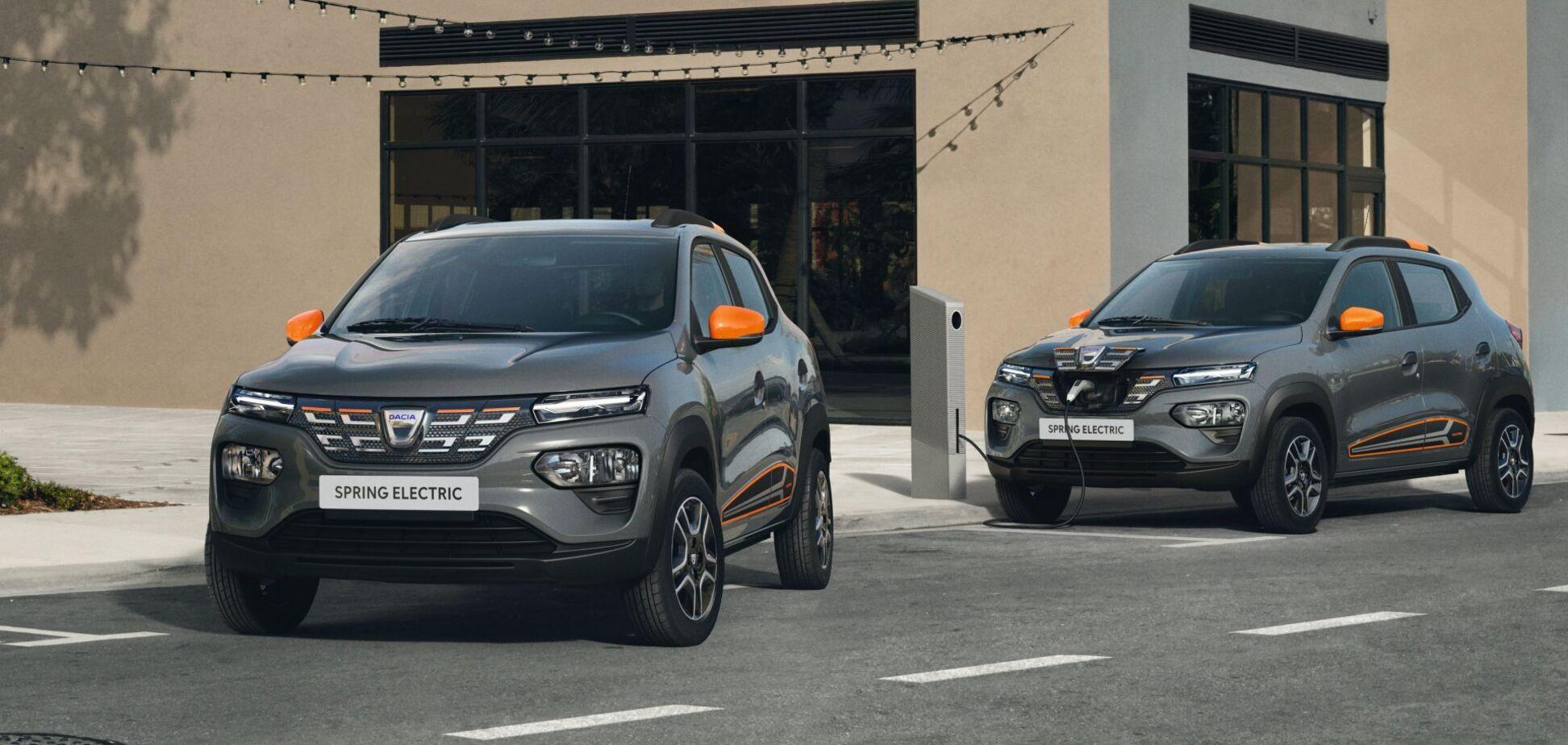 Renault официально представила самый дешевый электромобиль Европы