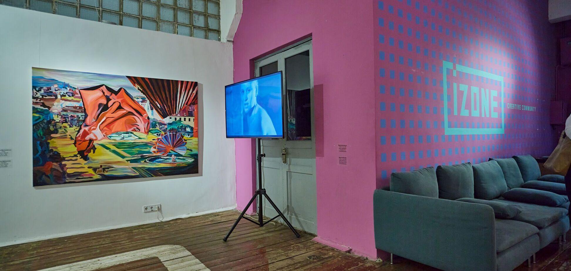 В Киеве открылась выставка международного художественного проэкта 'Out of Scope'