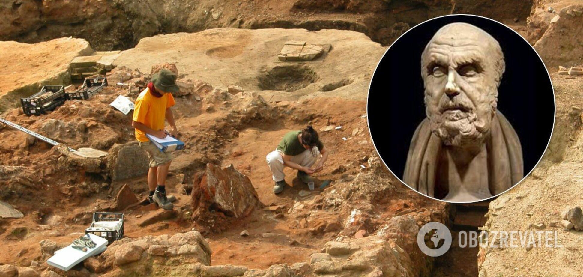 В Турции нашли гробницу Арата из Сол