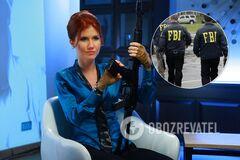 Одной из шпионок была Анна Чапман
