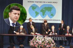 Будапештський меморандум підписали 1994 року США, Великобританія, Росія та Україна