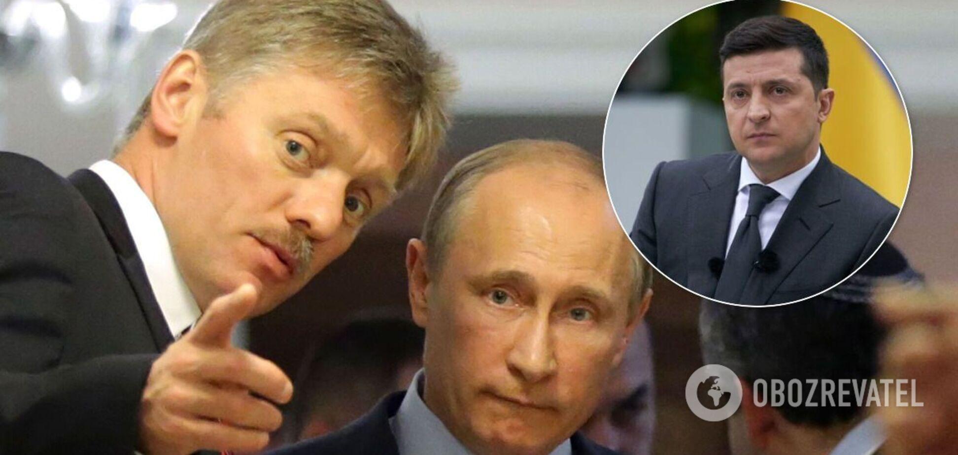 В Кремле рассказали, будут ли вести переговоры с Украиной в рамках Будапештского меморандума