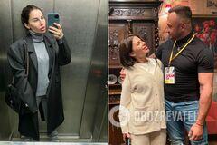 Анна Алхим заразилась коронавирусом после встречи с Дмитрием Стужуком