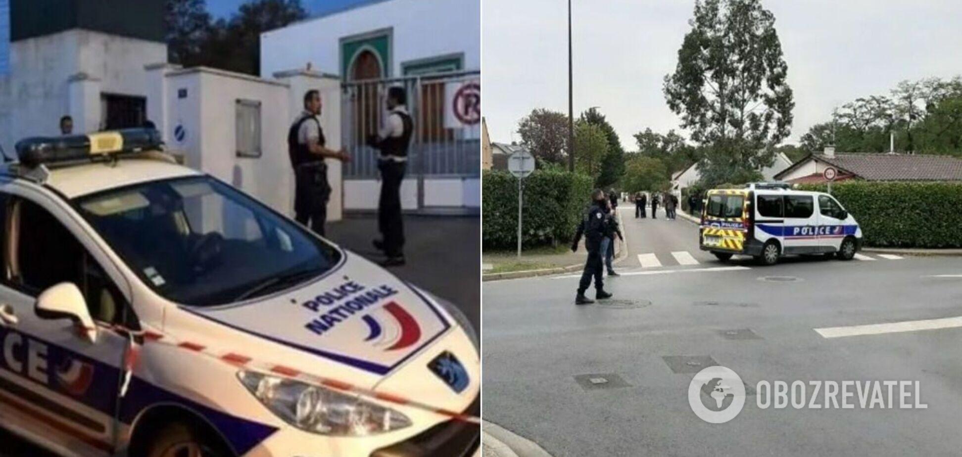 Полиция застрелила нападавшего