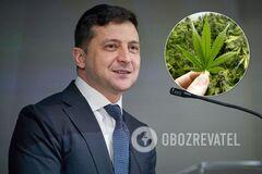 Против идеи Зеленского легализовать наркотики выступили 74% украицев – опрос Шустера