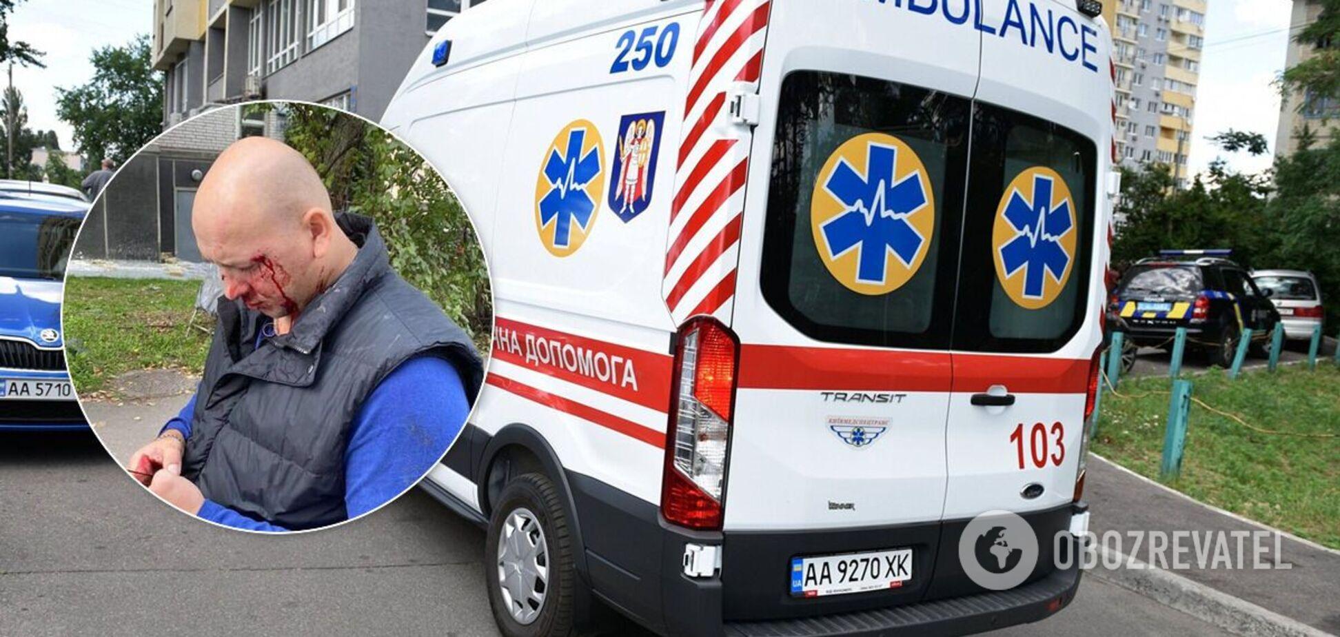 У Києві побили ветерана АТО